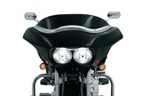 Windshield Trims for Road Glide