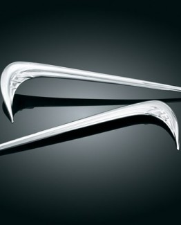 Saddlebag Side Emblems