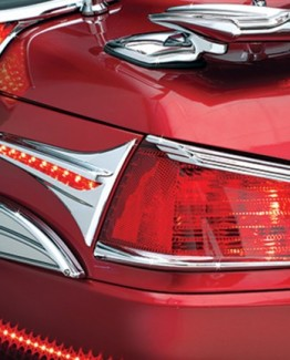 Trunk Taillight Visors