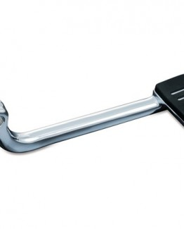 Trident Wide Brake Pedal with Arm