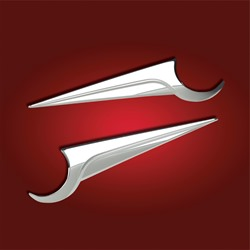 52-815 - SIDE FAIRING EMBLEM ACCENT