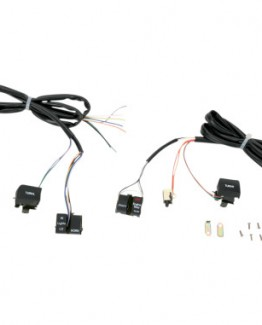 BLACK HANDLEBAR SWITCH KIT